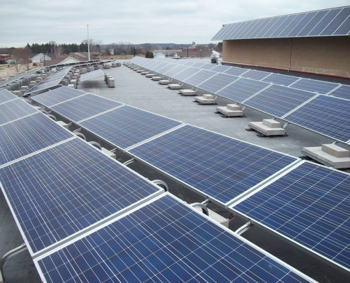 Commercial Gallery Full Spectrum Solar Madison Wi