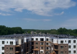 Parmenter roof
