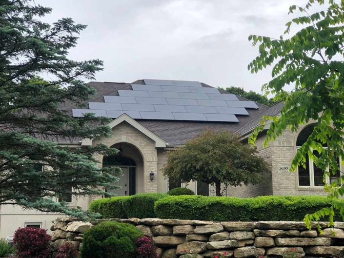 Fitchburg home with solar 7.2kW